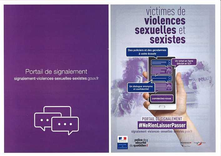 Violences sexuelles et sexistes 0