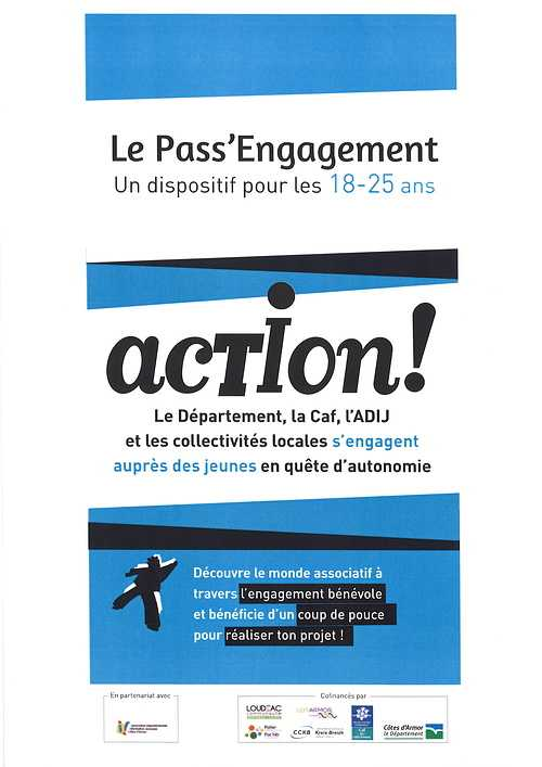 LE PASS''ENGAGEMENT                       18-25 ANS 0